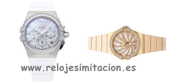 «Rainbow» Circle Rolex Imitacion 40